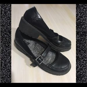 Shoes 2️⃣/💲2️⃣0️⃣!!!!!!!! Black 'Mary Jane' Shoes